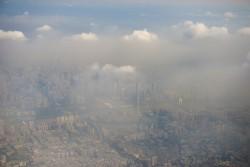 Smog in guangzhou1000